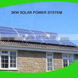 Top Sale ! High efficiency and good quality 3KW 48V solar pump systems for Agricultural use