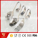 Multifunctional Stainless Steel Serving Spoon for Restaurant