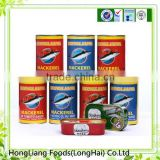 High quality security delicious canned sardine from morocco