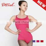 D004856 Wholesale sleeveless camisole dance girls gymnastics leotards