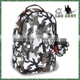 Camo Sublimation Backpack Travel Backpack