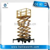 China factory Supply Mobile Hydraulic Electric Scissor Lift