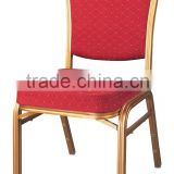 Hot design hotel chair aluminium chair banquet hall chairs