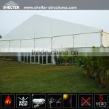 Semi- permanent building with abs panel wall wedding party tent for sale