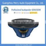 1000W 100mm/4''VC 18'' Hot sale high power bass speaker woofer speaker driver