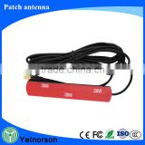 GSM GPRS Antenna 433Mhz 2dbi cable SMA male universal CMMB Patch Averial RG174