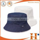 China factory unisex bucket hat black bucket hats for man and woman