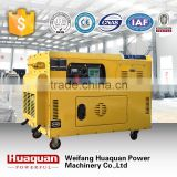 super silent diesel generator for home use