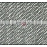 Hot sale woven metal thread fabric