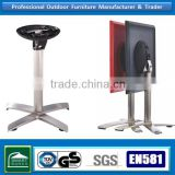 Custom Metal Table Legs glass folding dining tables                                                                                                         Supplier's Choice