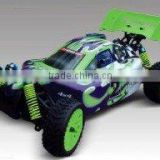 HSP racing 1:10 rc car 4 wheel drive buggy used cars for sale