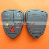 High Quality Volvo 5 button remote key shell,Volvo remote key blank,Volvo keys