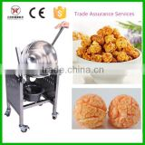 2015 Hot Sale Gas Model Ball Shape Big Popcorn Machine                                                                         Quality Choice