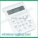 Calling pad for queue management system wireless/wired juumei                                                                         Quality Choice