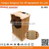 2015 far infrared foot sauna detox relax home spa use ZL-003