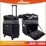 Trade assurance high quality sunrise artist nylon polo latest design trolley luggage China supplier                                                                                                         Supplier's Choice
