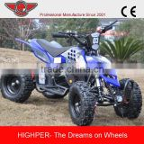 Realible 49CC Mini ATV quads for Kids with CE(electric optional)