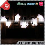 TZFEITIAN 2016 latest design indoor decor snowfalke five-pointed star Acrylic led christmas hanging light