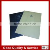 Big Size Paper Envelope with Emobossed & Silver Hot Stamping Logo