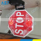 Auto Electric Robotic Stop Sign Arm for School Bus Signal Warning