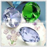 Wholesale Crystal Hot Diamond Paperweight For Wedding Favor