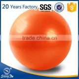 Various Colors Eco-friendly oval gym ball, logo printing exercise ball wholesale