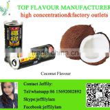 High concentration coconut flavour for milk ,good smell green coconut flavour used for bakery