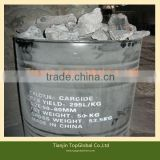 295L/kg gas yield calcium carbide plant calcium carbide price for fruit ripening
