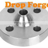 dn500 pn10 steel flange for high pressure pipeline DIN standard and drop forged