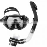 New Professional Scuba Diving - Diving Mask Snorkel Glasses Set Silicone Swimming Fishing Pool Equipment