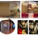 metal beaded curtain restaurant interior design ideas