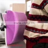Best selling products new design back cushion for car ,memory foam back support seat cushion,lumbar support pillow