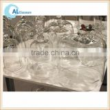wholesale glass bell jars glass domes