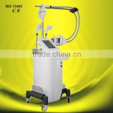 High quality low price !! new product weight loss beauty salon equipment vacuum+ cavitation + monopolar/tripolar radio frequency