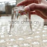 Decorative glass lamp cups or tea cups
