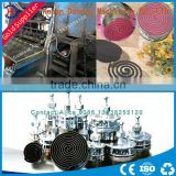 Mosquito Coil Chemical Forming Moulder mosquito Coil Making Machine Molding