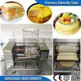 Commercial factory price automatic spring roll skin machine