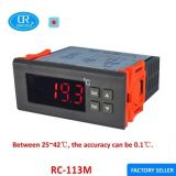 RINGDER RC-113M High Accuracy Digital PID Temperature Controller for Incubator Price High Accuracy 0.1C