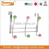 Hanging Chrome Plating Metal door hook