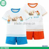 newborn baby clothing organic cotton clothes /wear wholesale child clothing/Long sleeve baby pyjama set