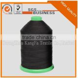100% polyester N6 N66 Nylon Material Colorful Popular 210D/3 0.32mm bonded sewing Thread