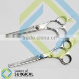 Professional new dragon handle design thinning barber razor scissors