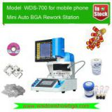 Special Price WDS-700 BGA Rework Station bga repair machine for Leaded & lead-free chips soldering