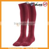 high quality cheap cotton sock,100% cotton soccer socks manufacturer