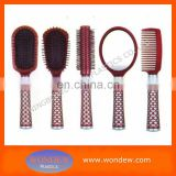 Plastic hair brushes on Alibaba