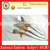 High grade stock 18-0 mirror polished hotel restaurant stainless steel cutlery set,flatware set
