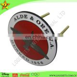 Electroplating Metal Car Badge China Factory Wholesale Custom Car Emblem