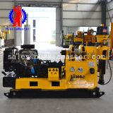 Diesel Engine Hydraulic Rotary Diamond Core Machine Drilling Rig With 10.5 Tower