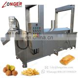 Electric Turkey Sunflower Seeds Frying Machine Cassava Spiral Potato Oil Belshaw Donut Corn Dog Chips Fryer For Cooking Machine