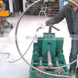 Nigeria steel round pipe bar bending machine price sheet metal square tube bender